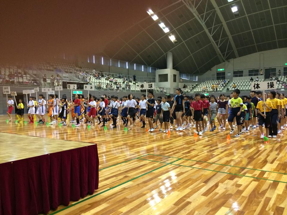 20140719広島市小学生スポーツ交歓大会2