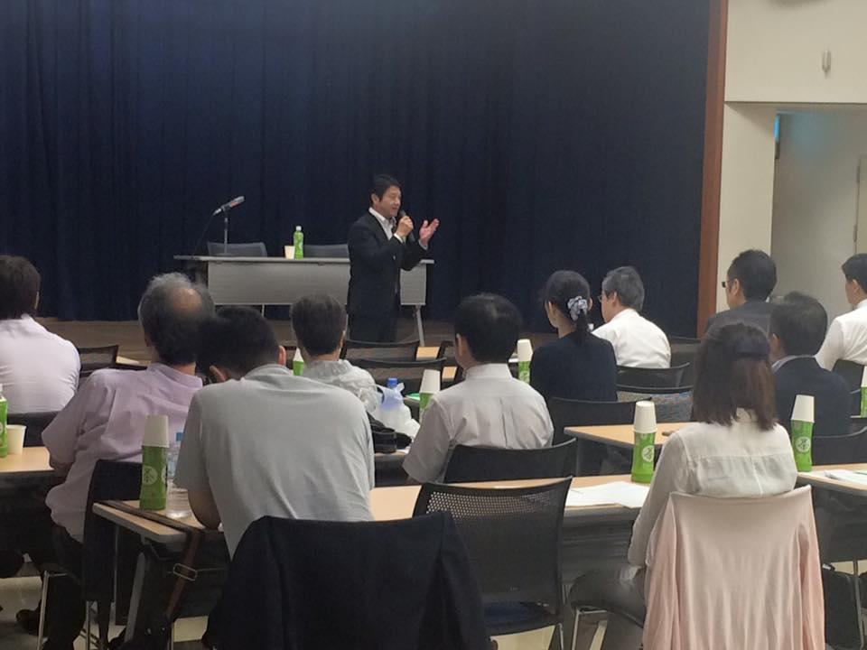 20150620広島県薬剤師会での活動報告