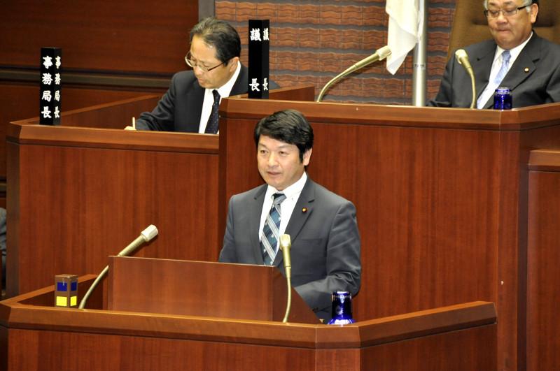 広島市議会本会議報告