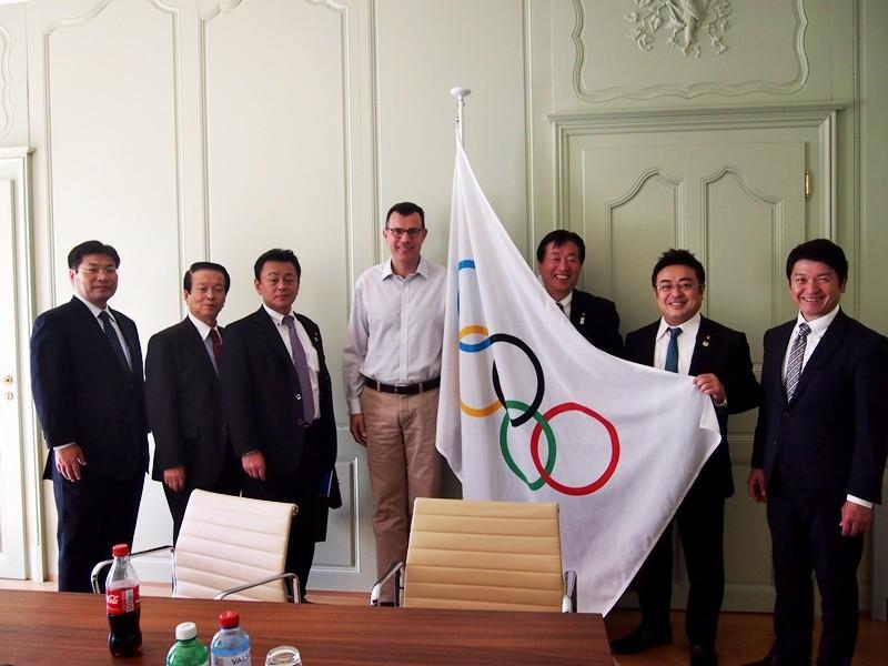 国際オリンピック委員会-ioc-視察