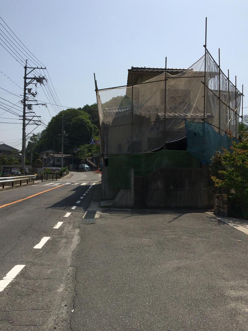 20140605中島線拡幅
