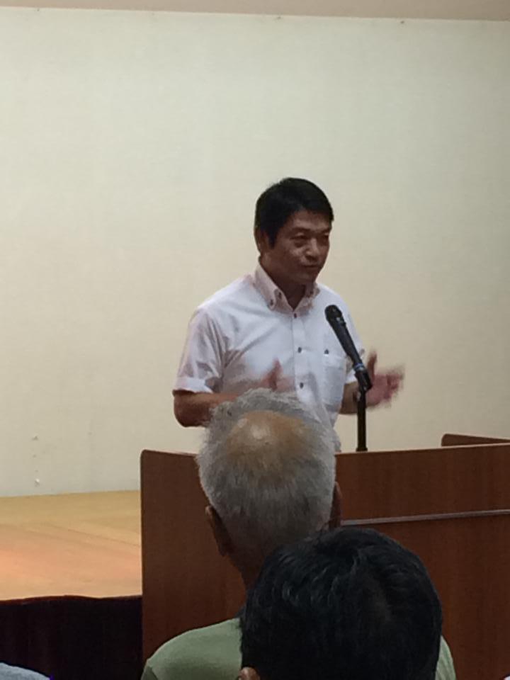 20140817_上温品地区市政報告会